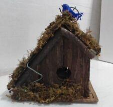 New Chain's Enterprises Slant Roof Birdhouse