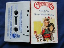 Carpenters ‎– Merry Christmas Darling / (They Long To Be) Tape Cassette Single