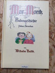 Max und Moritz - Wilhelm Busch