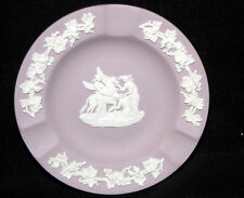 Pegasus and The Maidens Lilac Purple Wedgwood Ashtray Flying Horse