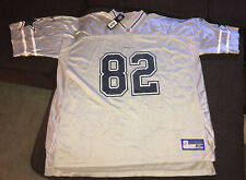 NFL Dallas Cowboys Reebok On Field Jersey Jason Witten #82 4XL NWT Silver/Navy