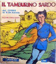 IL DI PICCOLI EROI COLLEZIONE STORICA RITRATTI IL TAMBURINO SARDO ILDI 1971