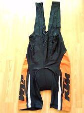 KTM Cycling Bib Shorts/ Radhose , Trägerhose , PELLA  Gr.: M