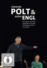 GERHARD & ENGL,ARDHI POLT - GERHARD POLT & ARDHI ENGL  DVD NEU