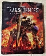 Transformers Age of Extinction, DVD & Bluray (and Special Features) 3 discs