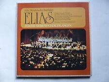 Coffret MENDELSSOHN BARTHOLDY Elias 25 jahren Siemens Chor Erlangen IMS 046