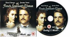 The French Lieutenant's Woman - Daily Mail Promotional DVD