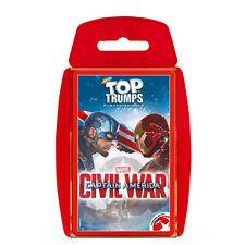 Top Trumps - Capitán América Guerra Civil