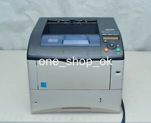 Kyocera FS4020DN Mono Duplex Laser Network Printer 45PPM Low Page Count at 3K