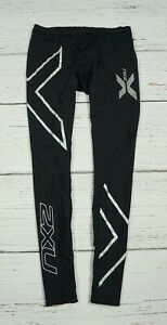 2XU Tights Compression Fitness Gym Leggings Running Bottom Men's Size M