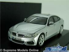 BMW 4 SERIES GRAN COUPE MODEL CAR 1:43 SCALE SILVER HERPA SPECIAL ISSUE DEALER K