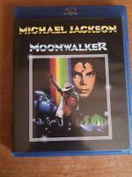 Moonwalker Michael Jackson bluray edizione italiana