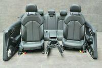 Audi A4 8W Leder Sitze Lederausstattung Sport 4.372 km belüftet & Sitzheizung
