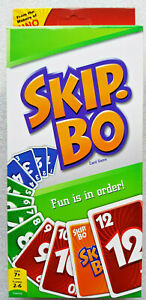 SKIP BO Card Games, Fun is in Order. Family Card Games. Post from MELBOURNE