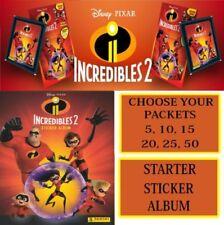 Superhero Disney Sticker Albums, Packs & Spares
