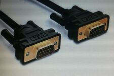 Ugreen VGA/SVGA HD15 Male to Male Video Coaxial Monitor Cable with Ferrite Cores