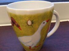 Duchess English Bone China Mug showing different Ducks Brand New