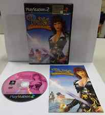 Gioco Game SONY Playstation 2 PS2 PAL PIRATES THE LEGEND OF BLACK KAT - Pirati -