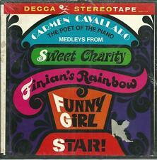 4 Spur Tonband Reel to Reel : Carmen Cavallaro - Musical Medleys (OVP)