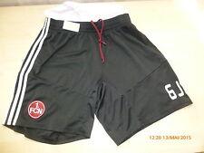 "1.FC Nürnberg Original Adidas Spieler Trikot Hose/Short 2011/12 ""GJ"" Gr.L TOP"