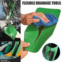 General Funnel Flexible Oil Draining Funnel Tool Car Refueling Longer Funnel