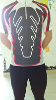 For Bike Cycling Jersey Bicycle Riding Suit Bicycle Short Skirt w/ Dunlop