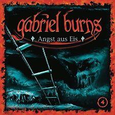 GABRIEL BURNS - 04/ANGST AUS EIS (REMASTERED EDITION)  CD NEU