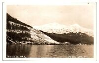 1915 RPPC Thane, Alaska Real Photo Postcard *5K10