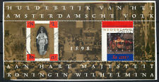 Netherlands 1998 Royal Centenaries MS sheet used *COMBINED SHIPPING*