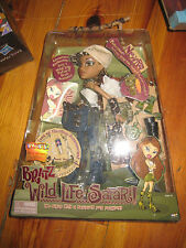 BRATZ WILD LIFE SAFARI NEVRA DOLL LIMITED COLLECTION 2004 NIB