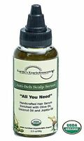 Dry Scalp Treatment for Scalp Itch Anti-Itch Serum Great for Itchy Scalp Organic