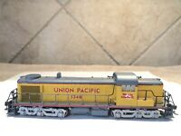 Vintage HO Scale Union Pacific #1346 We Can Handle It Locomotive Train Tested