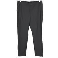 Athleta Wander Slim Ankle Pants Charcoal Gray Women's Size 10 Petite