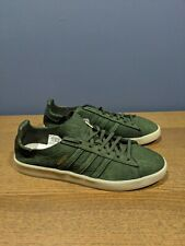 reputable site e1471 99666 Adidas BW1249 Olive Campus Gazelle Mens 12 Crafted