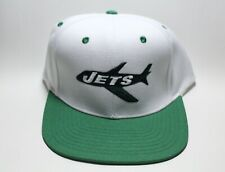 New York Jets NFL Reebok Vintage Retro snapback hat cap one size **Brand New**