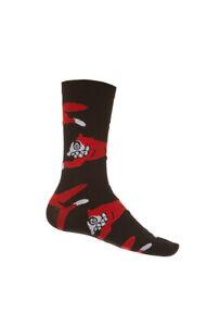ICECREAM BBC Running Dog Socks 401-0811 Black 2020 Brand New Withtags