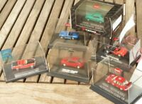 Herpa Konvolut 1:87 H0 6 Stück PKW Mazda 323F,AC Cobra,Borgward,Scirocco,Porsche