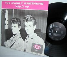 THE EVERLY BROTHERS Rip It Up UK ACE records COMPILATION LP CH 64 CC