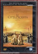 La città proibita ( Zhang Yimou 2006) DVD sigillato
