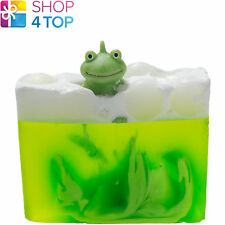IT'S NOT EASY BEING GREEN SOAP BOMB COSMETICS LIME LEMON NATURAL HANDMADE NEW