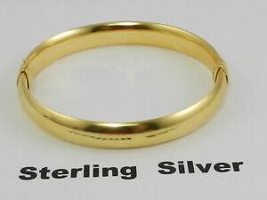 Ralph Lauren  18k gold over Sterling Silver Bracelet