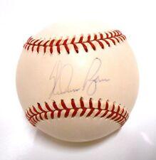 Nolan Ryan Baseball Ball Signed Auto Autographed HOF Hologram Astros 1969 Mets