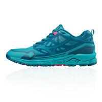 Mizuno Womens Wave Daichi 4 Trail Running Shoes Trainers Sneakers Blue Sports