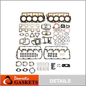 Head Gasket Set Fits 11-14 Ford F250 F350 F450 F550 6.7 OHV 32V DIESEL