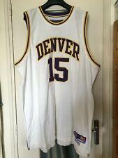 Maillot Carmelo ANTHONY #15 Denver NUGGETS NBA Harwood Classics D'Funkd XXL Neuf
