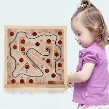 Children Educational Toy Wooden Maze Game Toys Kid Intellectual Development Gift