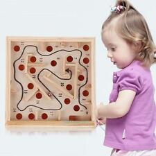 Children Educational Toy Wooden Maze Game Toys Kid Intellectual Development Gift