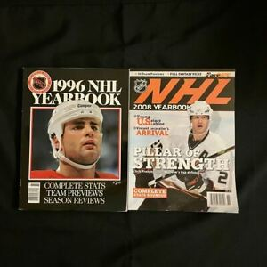 2 NHL Yearbook - 1996, 2008