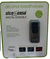 AlcoSense Special Edition 2 SE2 Pocket Alcohol Digital Breathalyser + Blow Tubes