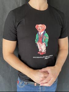 Ralph Lauren Polo  Bear shirt black S-XXL